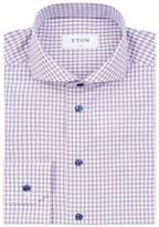 Eton Slim Fitcheck Shirt