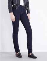 7 For All Mankind Rozie slim illusion super-skinny high-rise jeans