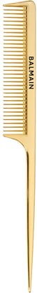 Balmain Paris Hair Couture Golden Tail Comb