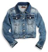 7 For All Mankind Girl's Denim Jacket