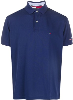 Tommy Hilfiger Two-Button Placket polo shirt