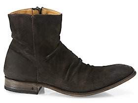 John Varvatos Men's Morrison Suede Boots
