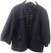 BCBGMAXAZRIA Grey Cotton Coat