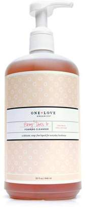 One Love Organics Easy Does It - Family Size Foaming Cleanser