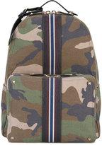 Valentino Garavani Valentino Rockstud backpack - men - Polyamide/Cotton/Acrylic - One Size