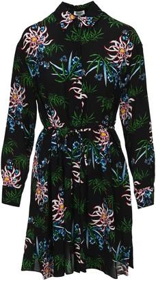 Kenzo Sea Lily Shirt Dress