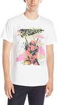 Marvel Men's Deadpool T-Shirt
