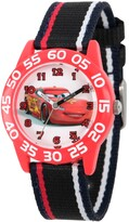 Thumbnail for your product : EWatchFactory Disney Cars Boys' Red Plastic Time Teacher Watch