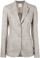 Agnona two button blazer - women - Spandex/Elastane/Cupro/Rayon/Wool - 42