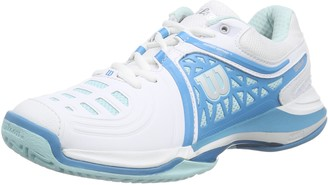 Wilson Women's Nvision Elite Woman Tennis Shoes