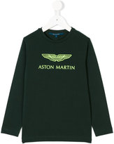 Aston Martin Kids logo sweater