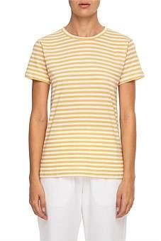 Nude Lucy Harper Short Sleeve Crew Neck Tshirt
