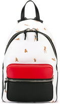 Alexander Wang pinup print backpack - men - Calf Leather - One Size