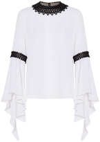 Andrew Gn Long Sleeves Top