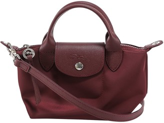 Longchamp Le Pliage Neo Extra Small Top Handle Bag