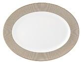 Waterford Lismore Diamond Oval Platter