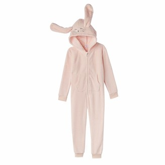 La Redoute Collections Bunny Rabbit Onesie, 3-12 Years