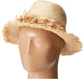Echo Palm Fringe Panama Beach Hat Caps