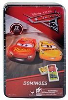 Disney Cars 3 Dominoes Tin