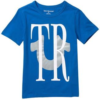 True Religion Horse Shoe Taped T-Shirt