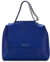 Orciani small classic tote - women - Leather - One Size