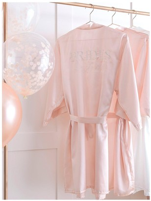 Ginger Ray Brides Besties Hen Party Dressing Gown