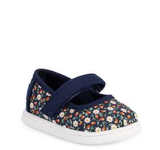 Toms Baby Girl's, Little Girl's & Girl's Floral Mary Jane Sneakers