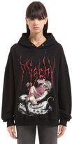 Misbhv Desire Printed Cotton Jersey Sweatshirt