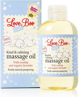 Love Boo Massage Oil 100Ml