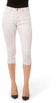 Lola Jeans High Rise Capri