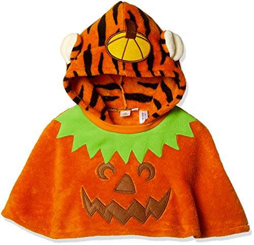 Disney (ディズニー) - [ディズニー] ティガーパンプキンなりきりケープ 332109028 ボーイズ オレンジ 日本 95 (日本サイズ95 相当)