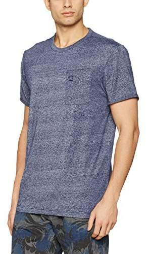 G Star Men's Neigan Jersey Cotton Short Sleeve Pocket Tee
