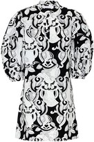 See by Chloe Printed cotton minidress