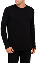 Bassike Classic Crew Neck L/S Tee