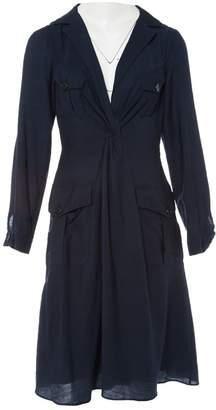 Aspesi Black Wool Dresses
