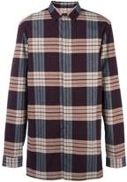 Helmut Lang plaid shirt
