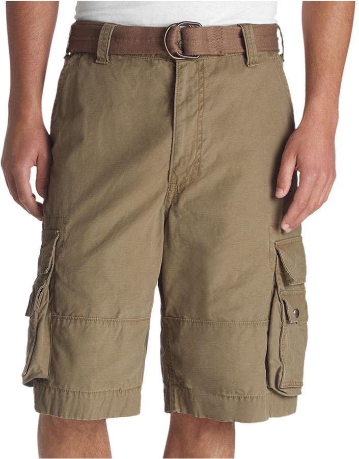 Levi's Squad Cargo Shorts, Cimarron
