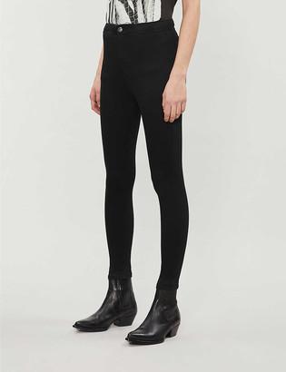 Topshop Joni skinny high-rise jeans