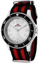Seapro SP5310NR Men's Tideway Black & Red Nylon Watch