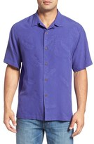 Tommy Bahama Men's 'Rio Fronds' Regular Fit Silk Camp Shirt