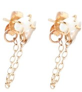 Melissa Joy Manning Women's Opal Ear Chains