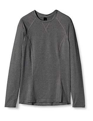 Iris & Lilly Long Sleeve T shirts Womens,Large