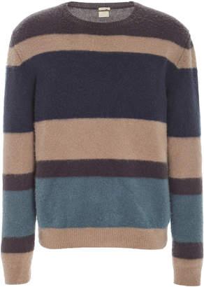 Massimo Alba Striped Cashmere Sweater Size: S