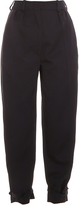 HILLIER BARTLEY Ankle Tie Tux Trousers