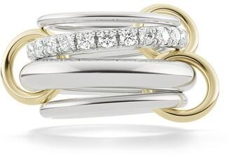 Spinelli Kilcollin Luna diamond ring