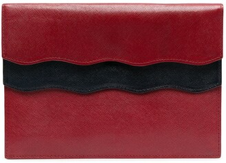 Christian Dior Pre-Owned Flap Clutch Bag