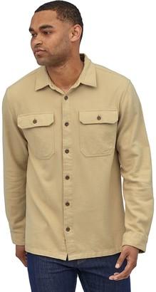 Patagonia Natural Dye Fjord Flannel Shirt - Men's