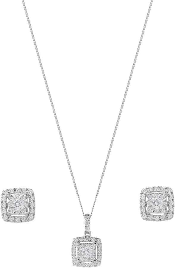 5be2d4462 Multi Gem Necklace - ShopStyle UK