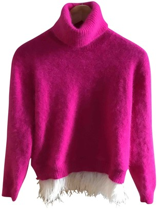 N°21 N21 Pink Wool Knitwear for Women
