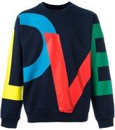 Love Moschino crew neck sweatshirt